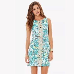 Lilly Pulitzer Shift Dress 0